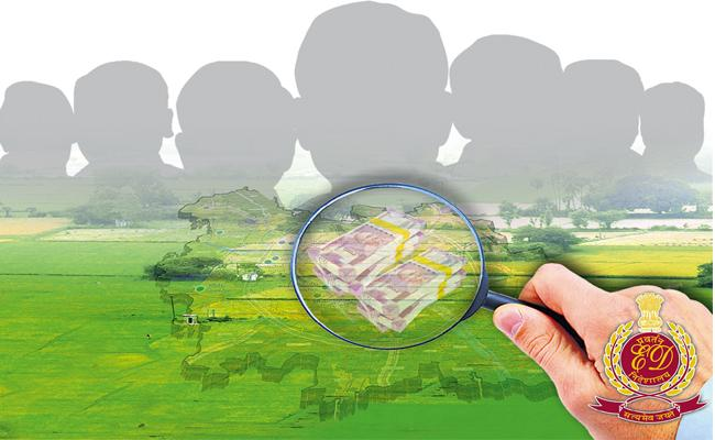 Enforcement Directorate set to investigate land scam in Amaravati - Sakshi