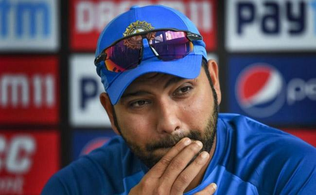 Rohit Sharma Will Not Play ODI Matches Against new Zealand - Sakshi