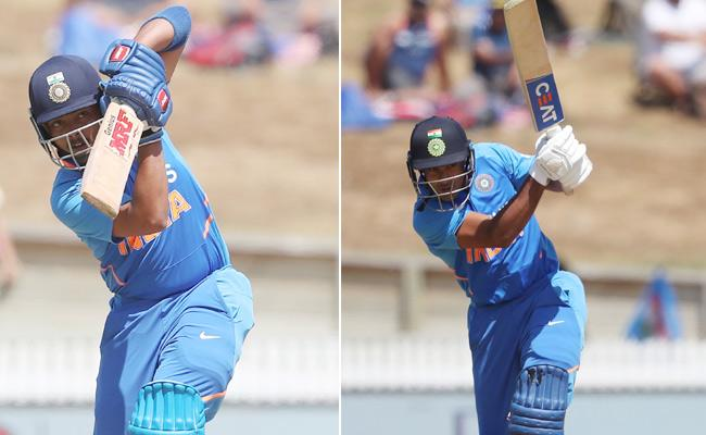 Team India Openers Failed To Convert Their Starts Into Big Scores - Sakshi