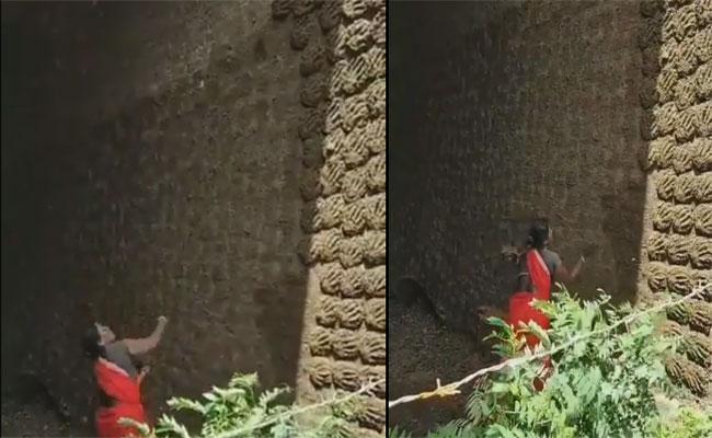 IPS Swathi Lakra Shared An Intresting Video Through Twitter - Sakshi
