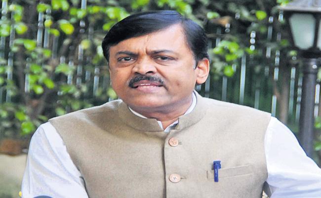 GVL Narasimha Rao Comments On Three Capitals - Sakshi