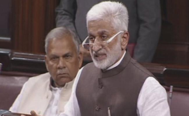YSRCP MP Vijayasai Reddy Urges Centre Help to AP Economically - Sakshi
