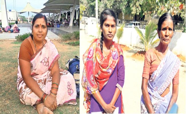 Daughter Request For Her Mother Return to India From Gulf - Sakshi