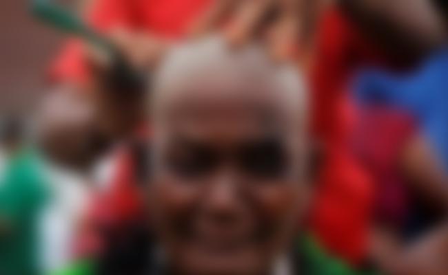 Head Shaved After Funeral in Patancheru - Sakshi