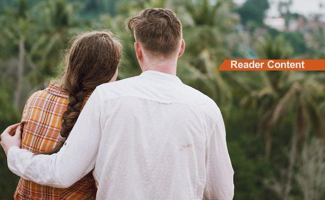 Love Stories In Telugu : Deepthi, Harish Happy Ending Love - Sakshi