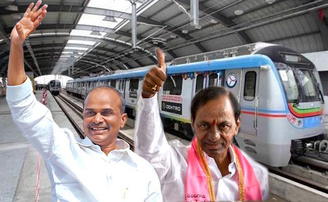 JBS to MGBS Metro Starts From Today Hyderabad - Sakshi