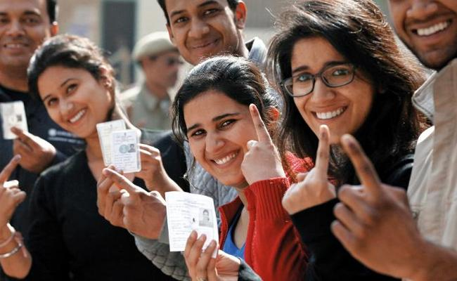 Delhi Assembly Election 2020 : Exit Polls - Sakshi