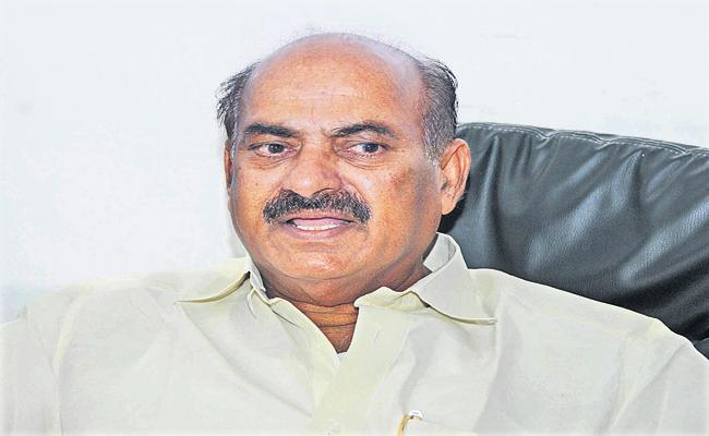 JC Brothers Fraud In Purchase of BS-3 Lorries - Sakshi