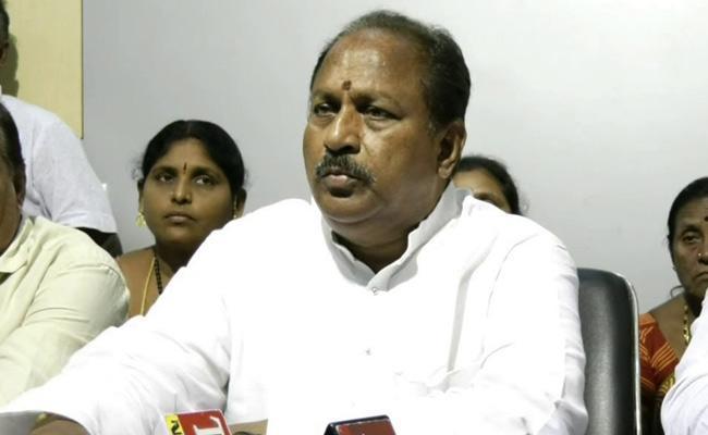 Kottu Satyanarayana Slams Chandrababu Naidu - Sakshi