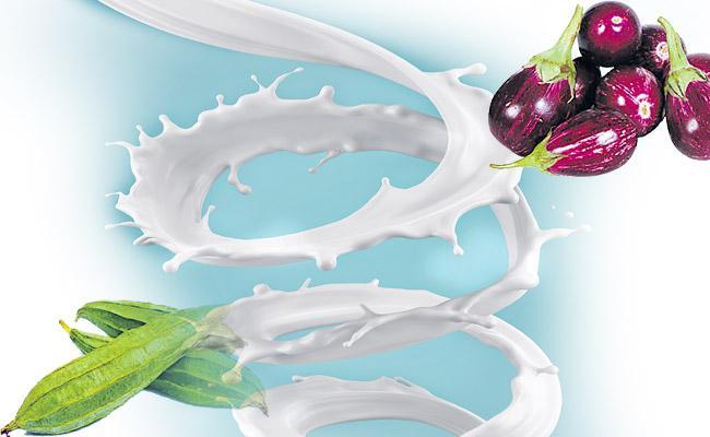 Vegetable Curries With Milk - Sakshi