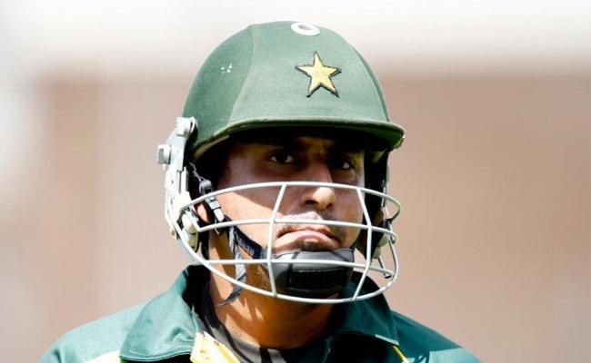 Pakistan Cricketer Nasir Jamshed Sentenced To Jail Due To Spot Fixing - Sakshi