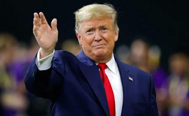 American Senate Acquitted Impeachment Of Donald Trump - Sakshi