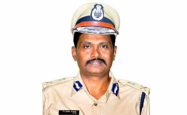AP CID Additional Director PV Sunil Kumar Wrote Letter To IT Chief - Sakshi