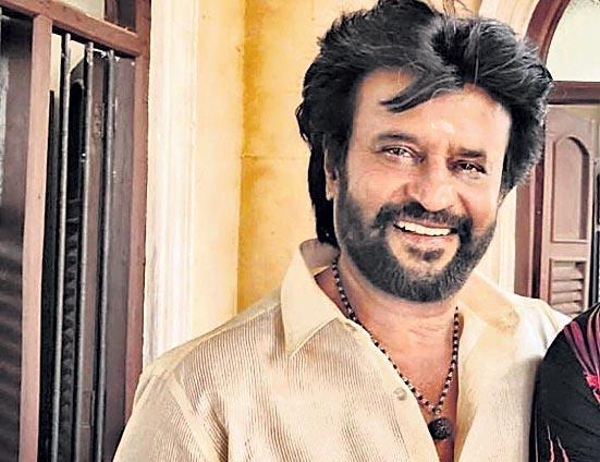 Superstar Rajinikanth New Movie look leaked - Sakshi