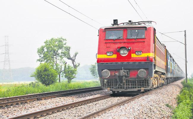 Mission Electrification Trains Soon In Telangana - Sakshi