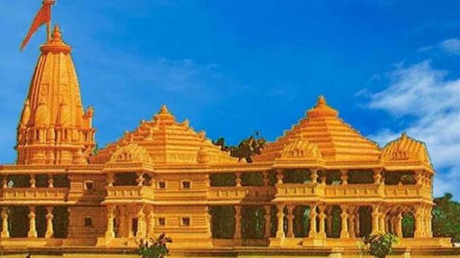 Ram Temple Is Expected To Be Ready In Next Two Years - Sakshi
