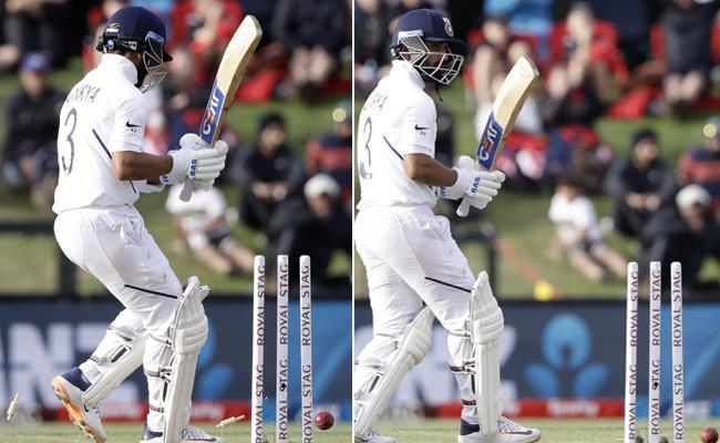 IND VS NZ 2nd Test: Wagner Castles Rahane - Sakshi