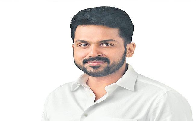 Hero Karthik Injured In Ponniyin Selvan Movie Shooting - Sakshi