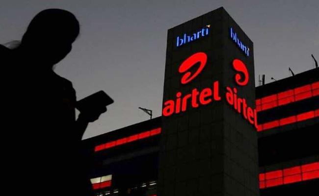 Bharti Airtel pays another Rs 8,000 crores - Sakshi