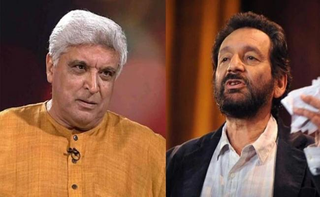 Javed Akhtar And Shekhar Kapur Controversy About Mr India Movie - Sakshi
