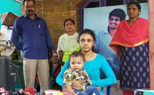 Amrutha Statement About Properties Of Her Father In Miryalaguda - Sakshi