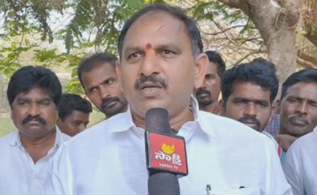 MLA Uppala Vasu Babu Confidence On Municipal Elections - Sakshi
