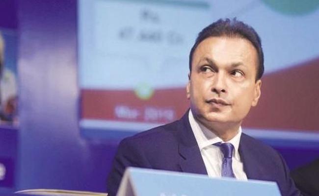 Is Anil Ambani Too Poor To Pay Chinese banks - Sakshi