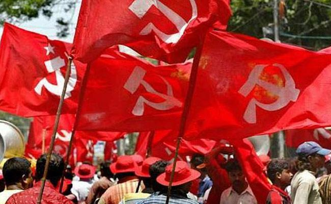 CPM Contest Lonely In Andhra Pradesh Local Body Elections - Sakshi
