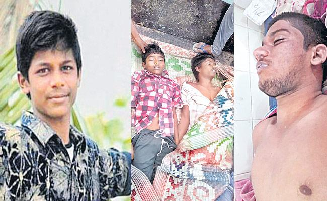 Four Students Drowned In Pond And Last Breath At Bhupalpally - Sakshi
