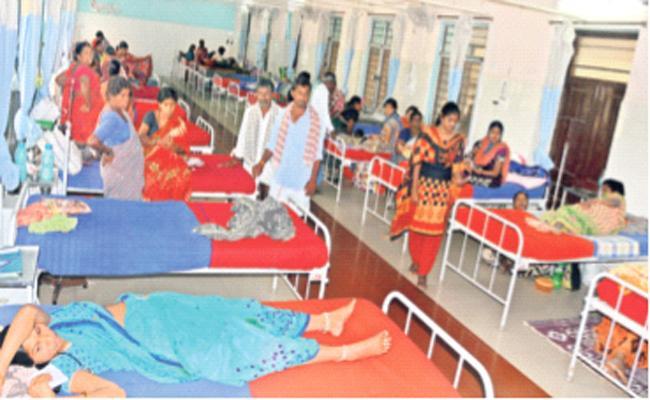 Cesarean Surgeries in Mahabubnagar Private Hospitals - Sakshi