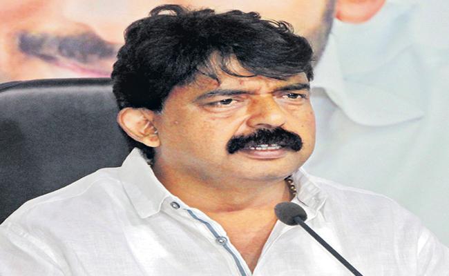 Perni Nani Comments On Chandrababu - Sakshi