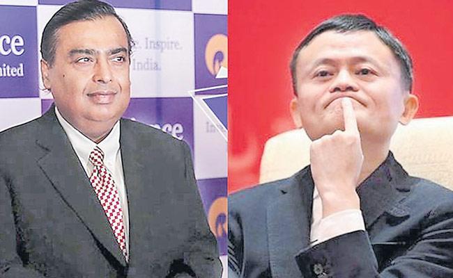 Mukesh Ambani Got Second Place In Asia Richest Crown - Sakshi