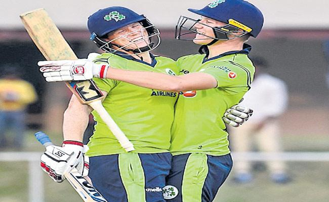 Ireland Won The Last T20 Match Against Afghanistan - Sakshi