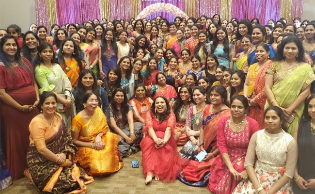NATA Womens Day Celebrations In Minnesota  - Sakshi