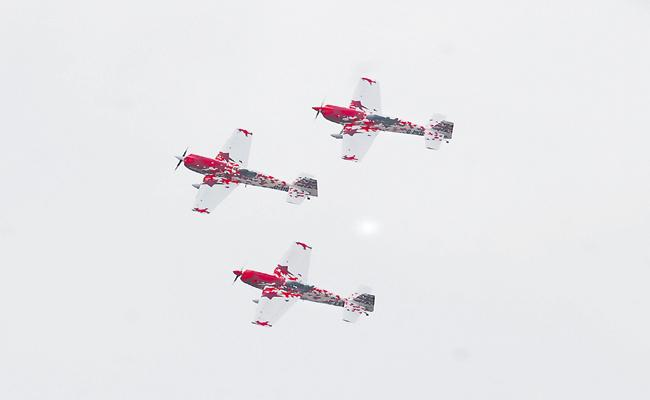 Wings India Aviation Show from 11-03-2020 - Sakshi