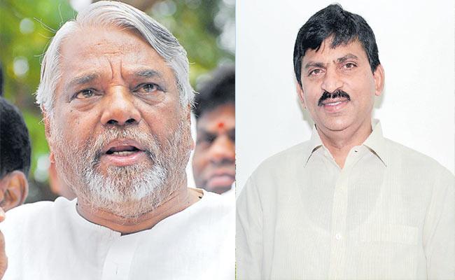 TRS Likely To Nominate Ponguleti Srinivas Reddy And KK For Rajya Sabha - Sakshi