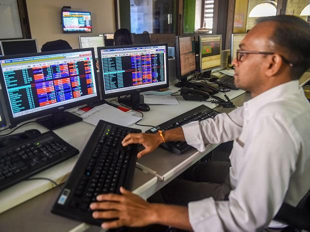 Sensex Shows First Tick Of Green - Sakshi