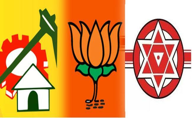 Janasena Secret Deals With TDP In Local Body Elections - Sakshi