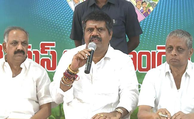 YSRCP Announces First List Of Candidates For GVMC Elections - Sakshi