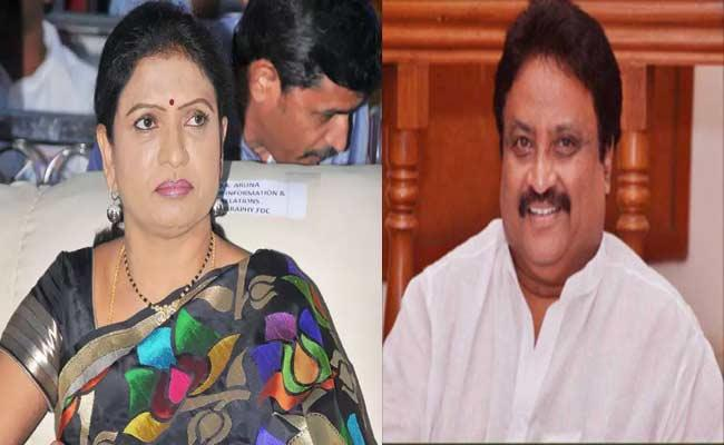 Dk Aruna And Jithender Reddy Disappointed With BJP Decision - Sakshi