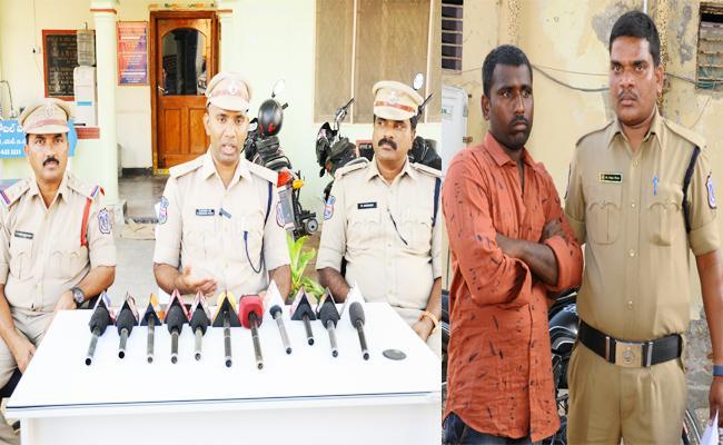 Woman Assassination Case Reveals Nalgonda Police - Sakshi