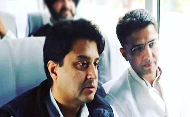 Sachin Pilot Tweet Over Jyotiraditya Scindia Leaves Congress Party - Sakshi