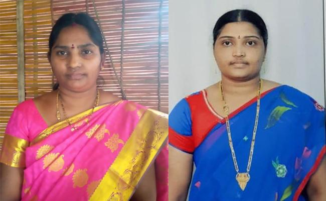 Political Leaders Wife Competitions For Local Elections West godavari - Sakshi