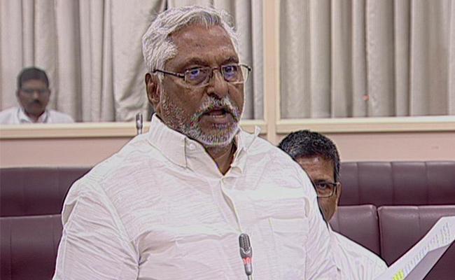 Jeevan Reddy Praise Palle Pragathi In Legislative Council - Sakshi
