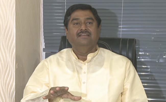 MLA Dharmana Prasada Rao Criticises Chandrababu Over Elections - Sakshi