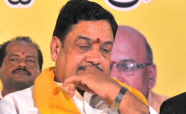 TDP Leaders gave Shock To TDP State President Kimidi Kala Venkatrao - Sakshi