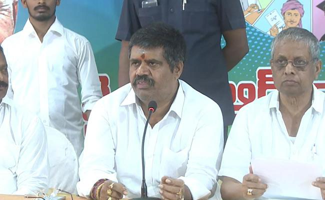 YSRCP Announces Second List Of Candidates For GVMC Elections - Sakshi