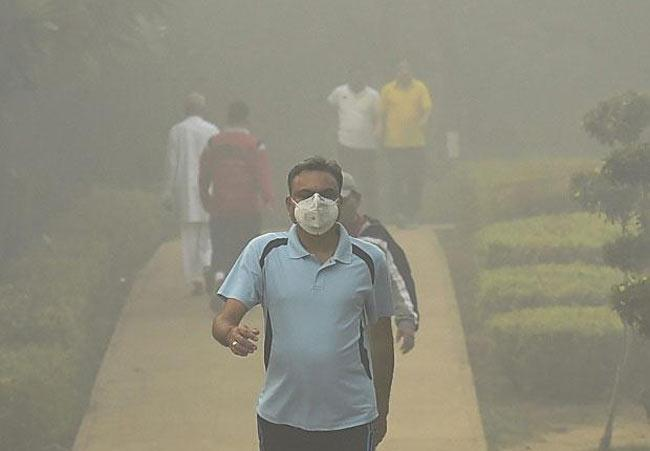 Breathing Dirty Air May Boost risk of Obesity, Diabetes: Study - Sakshi