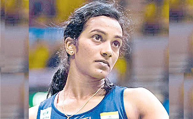 PV Sindhu Lost Second Match Against Japan In All England Tournament - Sakshi