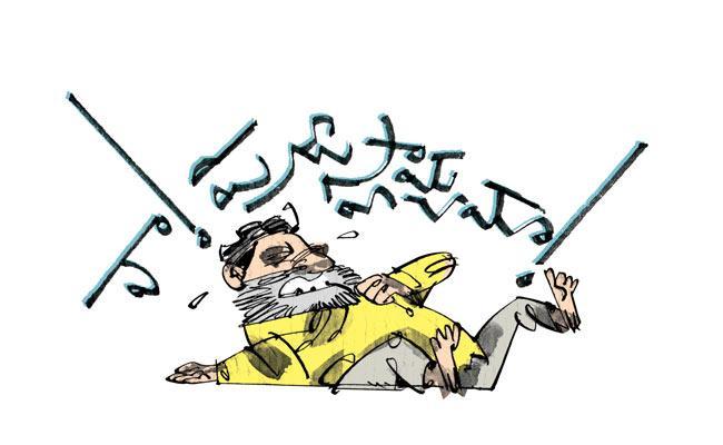 Sri Ramana Satirical Story On Chandrababu Over His Cheap Politics - Sakshi